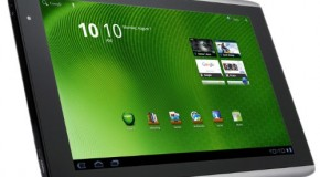 Best 5 Acer tablets in Summer 2012