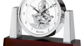Check Out Best 5 Table Clocks from Bulova Clocks