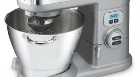 Discover The Best 5 Mixers from Cuisinart