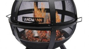 Discover Best 5 Outdoor Fire Pits from Landmann