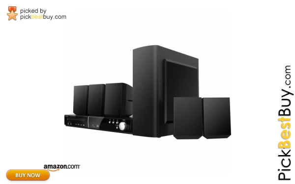 Coby Dvd Home Theater System  Watts