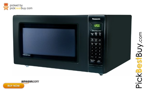 Panasonic Nn H965bf Microwave Oven Bestmicrowave