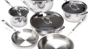 Best 5 Cookware Sets from All-Clad in 2012