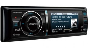 Kenwood's Best 5 Car Stereos for you