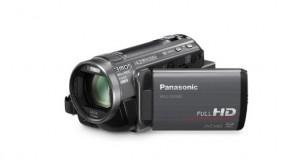 Best 5 Panasonic Camcorders in Summer 2012