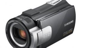 Best 5 Samsung Camcorders in 2012